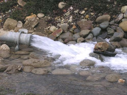A Flowing Pipe