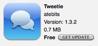 Tweetie 1.3.2