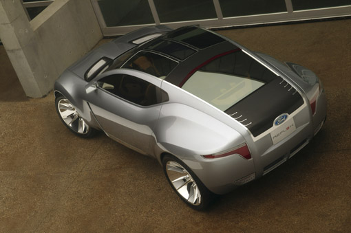 Pic of Ford Reflex concept car
