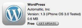 Wordpress 1.3